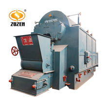 CE Certified 5 ton 10 ton 20 ton <strong>Coal</strong> Fired Steam Boiler for Rice Mill