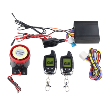 2 year warranty motorcycle alarm system 2 two way motorcycle alarm vibrating  sound reminding