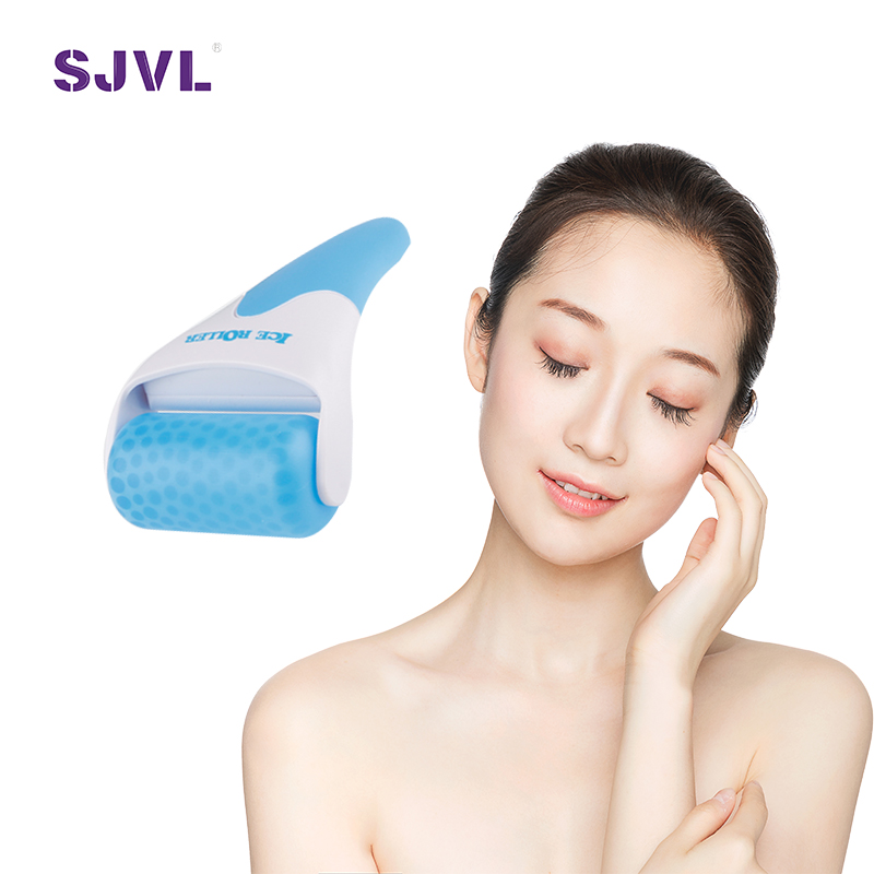 Factory Product Face Ice Roller- Face Cooling Massager Freezer Ice Roller for Dark Circles Remove