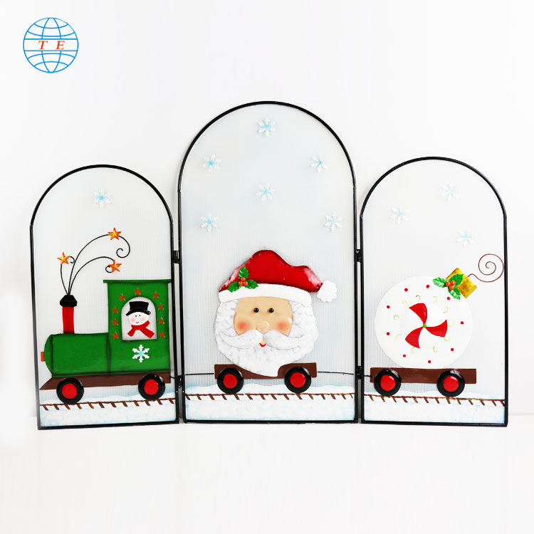 Most Popular Screen Christmas Baubles Cheap and Beautiful Christmas Decoration