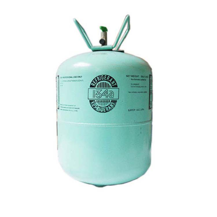 Refrigerator refrigerant <strong>gas</strong> R134a