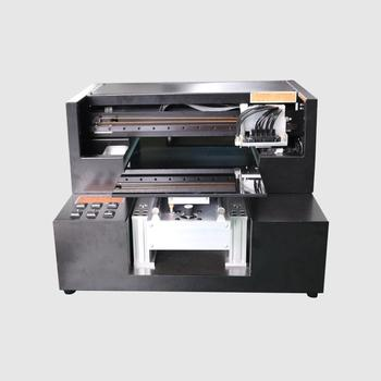 GNFEI UV Printing Machine UV Printer A3 Size Multifunction Printing for Plastic Metal Leather Glass Wood Stone Acrylic etc...