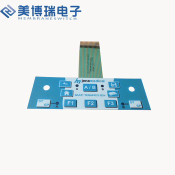 Electronic Equipment Keypad Mobile Games Membrane Switch
