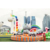 Artoo inflatable exhibition center indoor playground inflatable attraction park