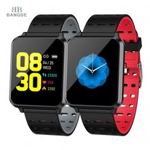NEW Large Screen Wrist Watch Blood Pressure Monitor Touchscreen Smartwatch