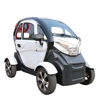 Cheap electric mobility scooter car sidecars mini electric cars