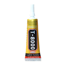 T-8000 Tool Glue 15ML Comes With a Needle Clear Glue Epoxy Resin Glue For Glass Flowerpot Diy Glass Rhinestones <strong>Adhesive</strong>