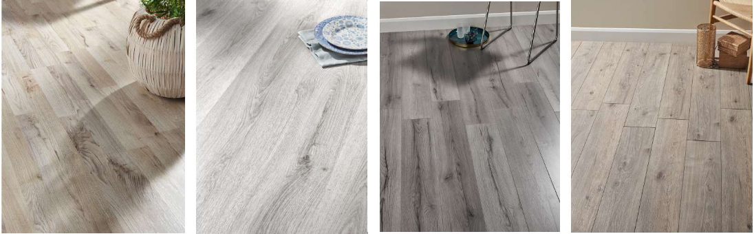 Best price indoor white oak 12 mm laminate hardwood flooring sale
