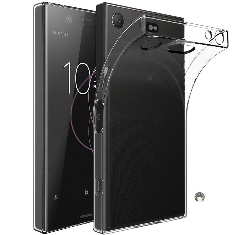 Ultra Thin Clear Transparent Soft TPU Back Phone Case Cover for <strong>Sony</strong> Xperia XZ X XA Z2 XA1 XZ1 Z5 Z3 Plus