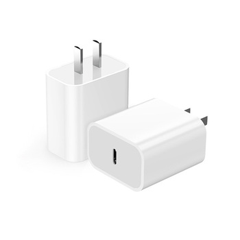 Type A fast charger 20W 18W 12W for iPad Pro with lighting cable for iPhone, mobile phone USB adapter power cable