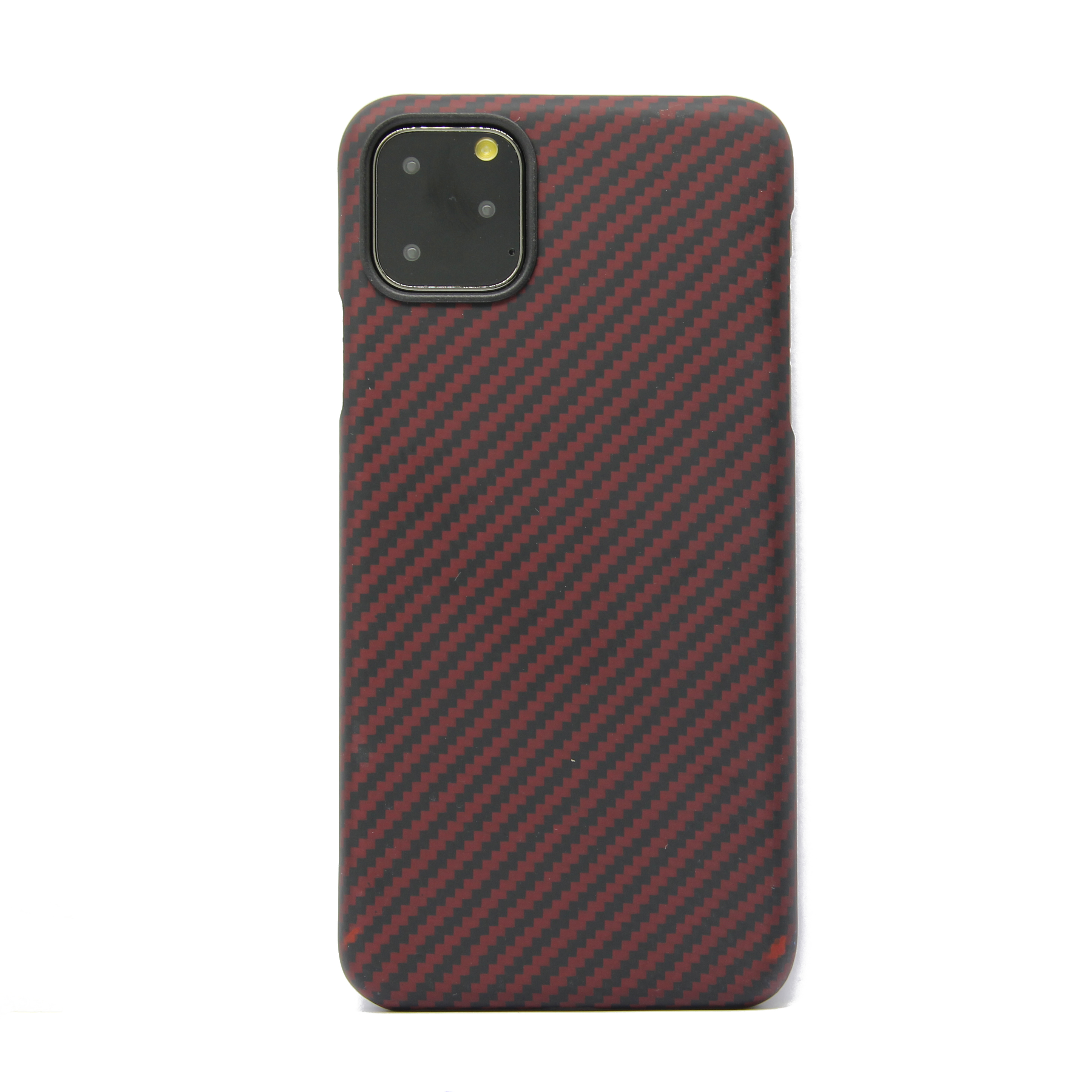 Shockproof Real Carbon Fiber Texture Mobile Cell phone case For Iphone <strong>11</strong> Pro Max