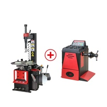 Hot Selling Cheap Tire Changer and Balancer Combo