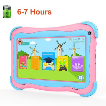 SSA High Quality 7 Inch Children Tablet Android Touch Screen Kids Tablet PC