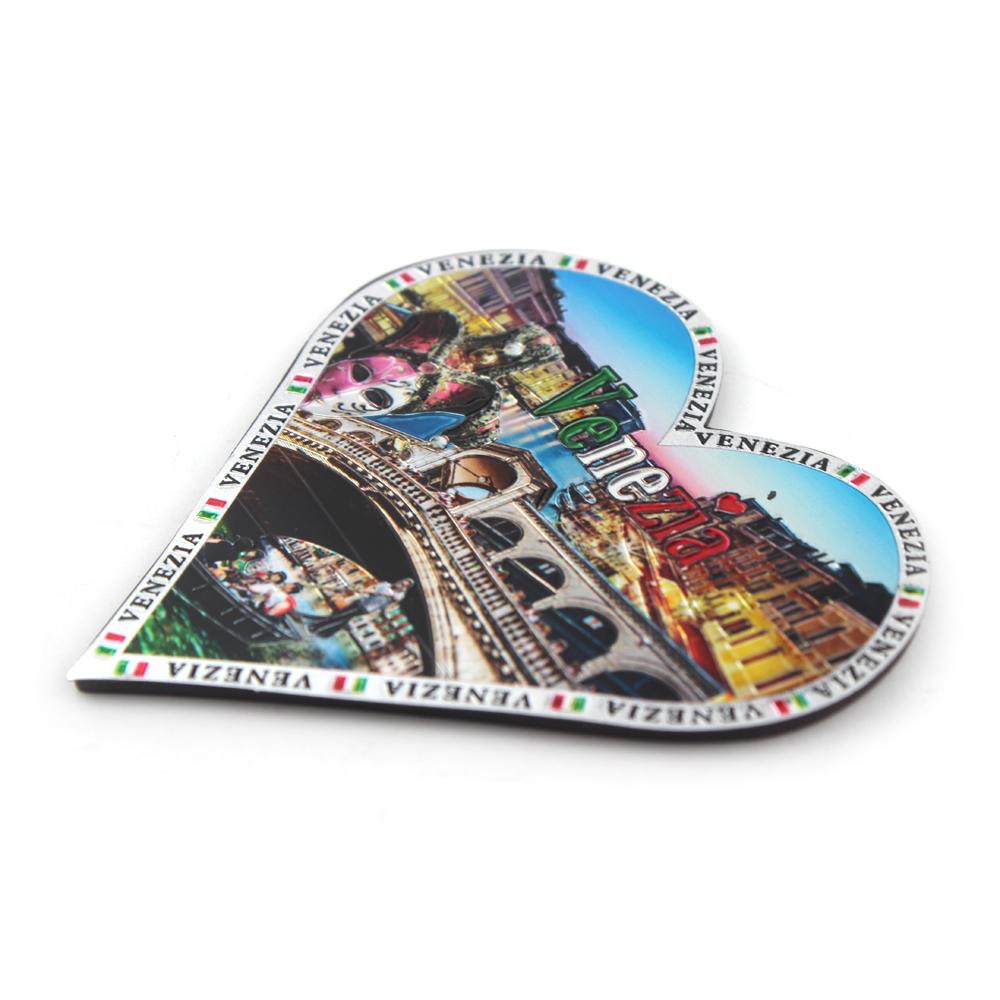 2019 manufacturer custom soft france strong fridge magnets promotional tourism pvc souvenir fridge magnets