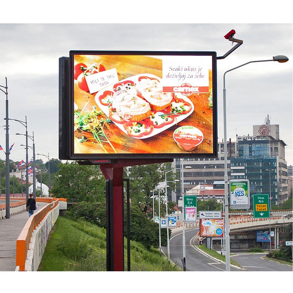 <strong>Advertising</strong> outdoor LED large screen <strong>P10</strong> <strong>signs</strong> waterproof <strong>p10</strong> LED display