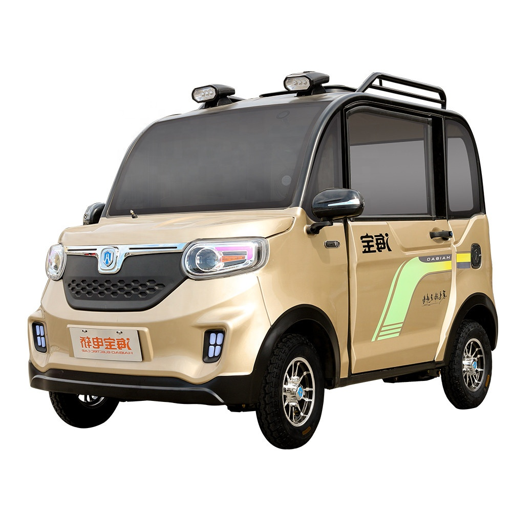 Chinese Factory City Used <strong>Autos</strong> Electrico New 4 Wheels Solar Electric Car And Vehicle