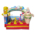 Guangzhou Inflatable Bouncers Manufacturers Custom Inflatable Bouncy Bouncer Castle Jumping Moonwalk For Kids