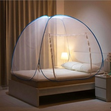 195(L)*<strong>100</strong>(<strong>W</strong>)*110(H)cm Mosquito net tent foldable pop up mosquito net