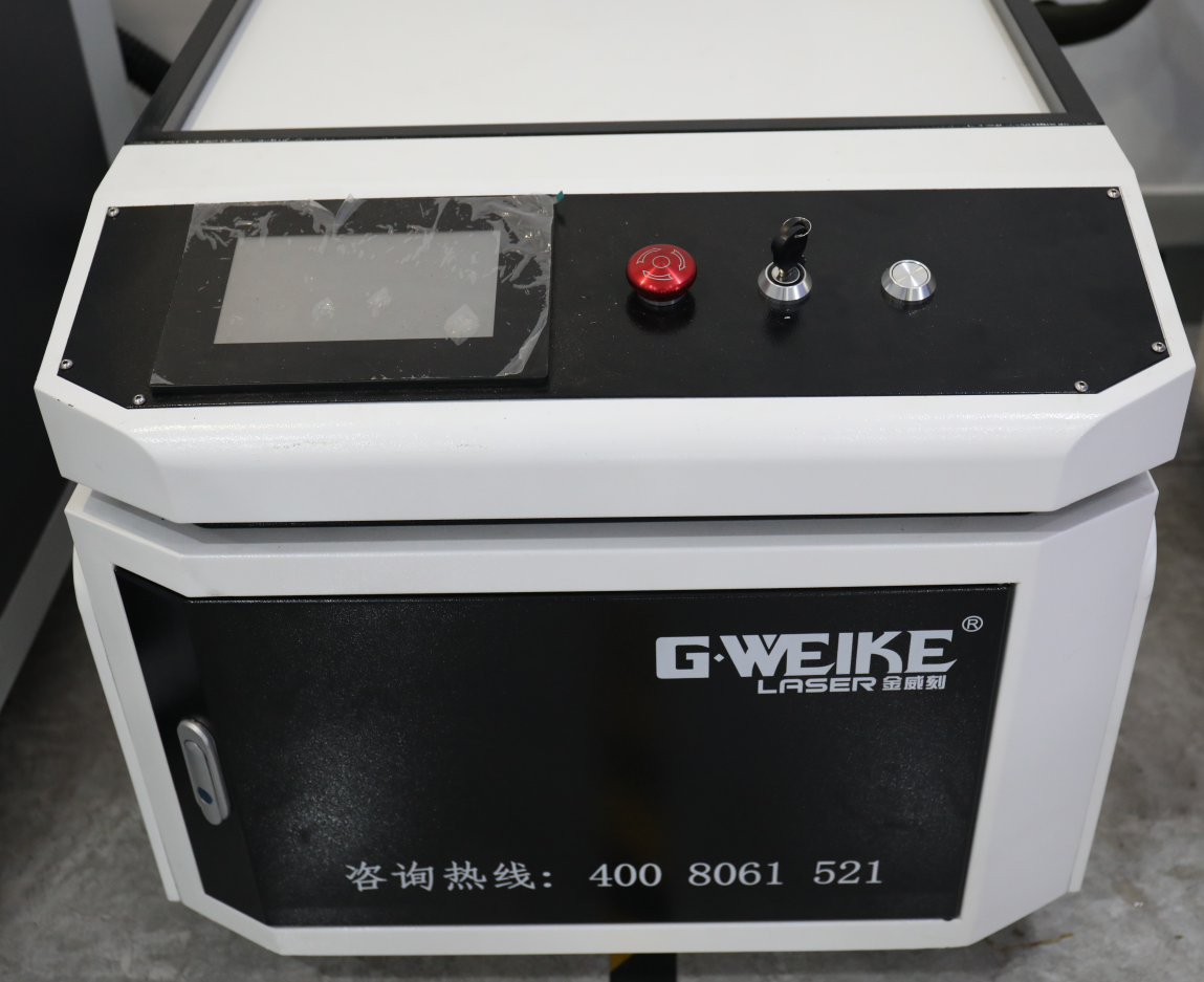 Fiber laser welding machine 1000w for carbon steel stainless steel