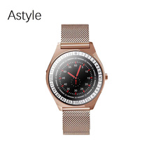 Wholesale Luxury Metal Smartwatch Y10 Smart <strong>Phone</strong> Watch 2019 Women Men <strong>Z10</strong> N9 DZ09 A1 GT08 Q18