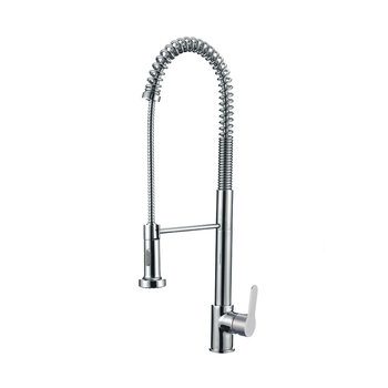 Watermark high quality hot selling pull out kitchen sink tap(82H07-CHR)