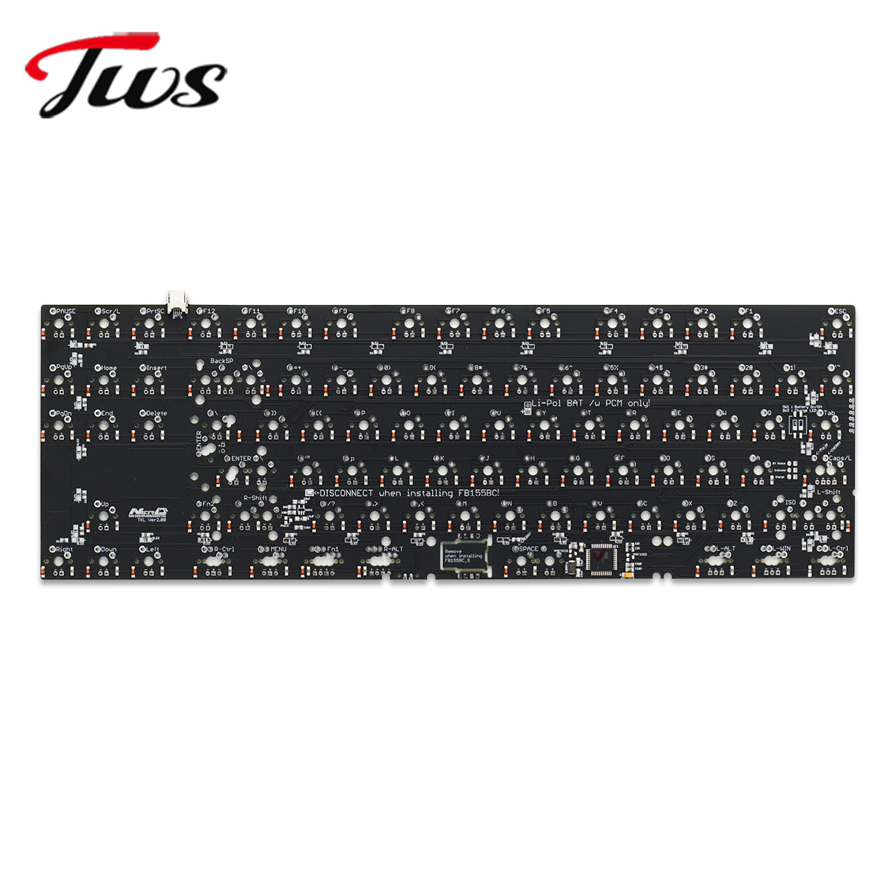 pcb mechanical keyboard custom pcb pcb assembly factory