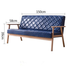3 2 1 leather sofa home <strong>furniture</strong> leather sofa set blue