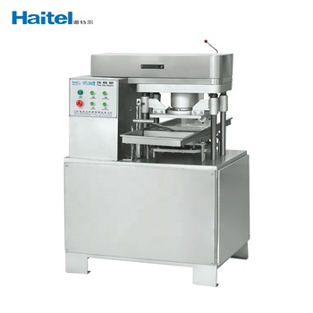 Commercial electrical delicious cake pressing food grade material forming machinery with good quality
