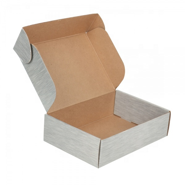 2019 custom trending  corrugated mailing box shipping box display box rigid cardboard colourful printing for gift products