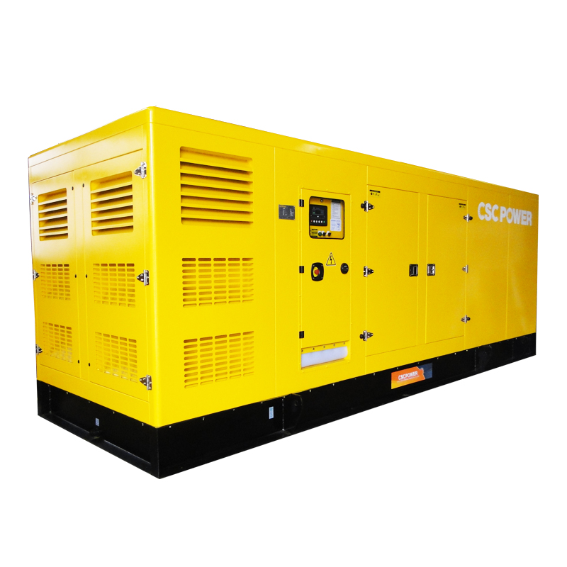 New design 400kva 400kw diesel generator set 3 phase alternator silent electric generator Cheap price for sale Custom Made