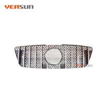 <strong>W164</strong> GT front bumper grille car racing grille for Mercedes-Benz ML320 ML350 ML500 ML63 2005 2009 2012