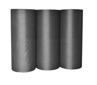 Activated Carbon Nonwoven Fabric for Mask Material