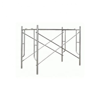 Masom Ladder Frame Scaffolding Speed Lock Steel Frame Scaffold For Construction