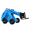 Mini skid steer crawler loader MS500 gasoline engine China factory price