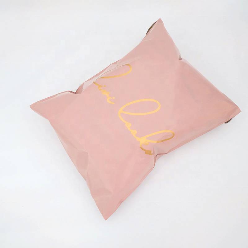 12*17 inch <strong>poly</strong> mailing customized logo pink Mailer bags for clothing