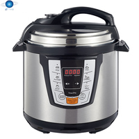 LG-28 Safely electric pressure cooker multifunction pressure rice cooker stainless steel prestige pressure cooker