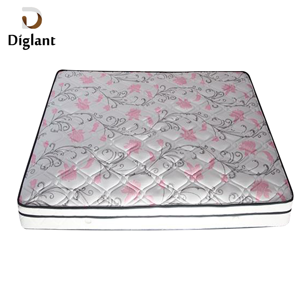 DM081 Diglant Gel Memory Latest Double Fabric Foldable King Size Bed Pocket bedroom furniture chinese mattress - Jozy Mattress | Jozy.net