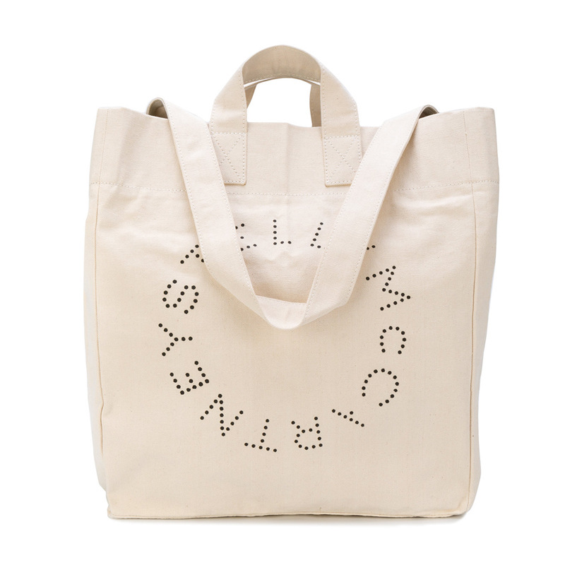 Small Plain Cotton Canvas Tote Bag, Cotton Shopping Bag Bulk