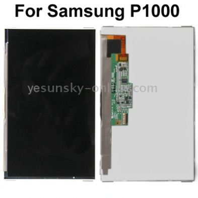 <strong>LCD</strong> Display Screen Part for Galaxy Tab <strong>P1000</strong> / P1010