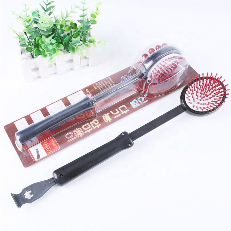 Hot Sale <strong>w</strong> back scratcher and Head Neck body Wooden Handle Massage Hammer Therapy Tools