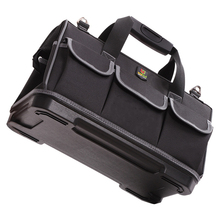 V255 Portable high quality waterproof engineercanvas heavy duty electrician tool bag