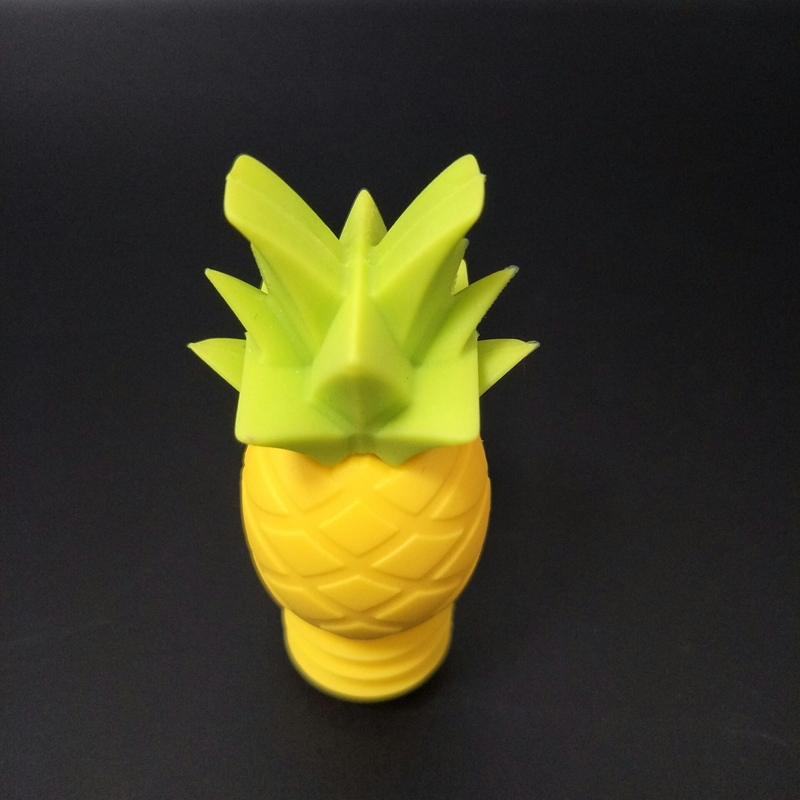 Funny Things Fruit Shape Silicone Pineapple Wine Bottle Stopper