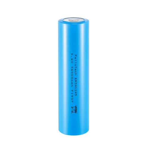 Double D Size Lisocl2 Er341245 3.6V 36000mAh Primary Lithium Battery for Power Supply