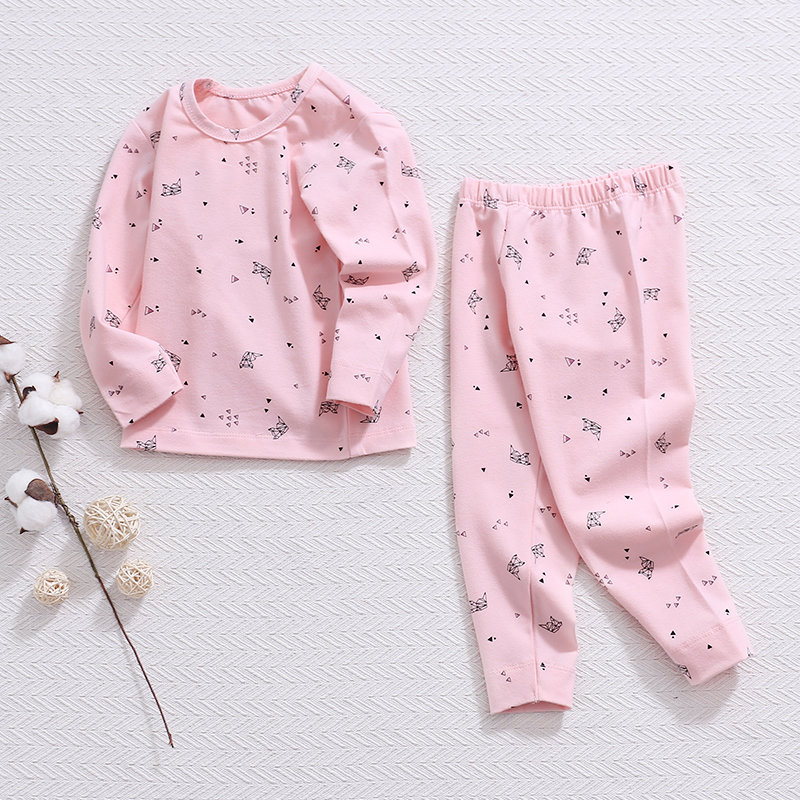 Cotton Inner Wear Infants Cloths Boy Or Girl Baby Clothing Suit For Children