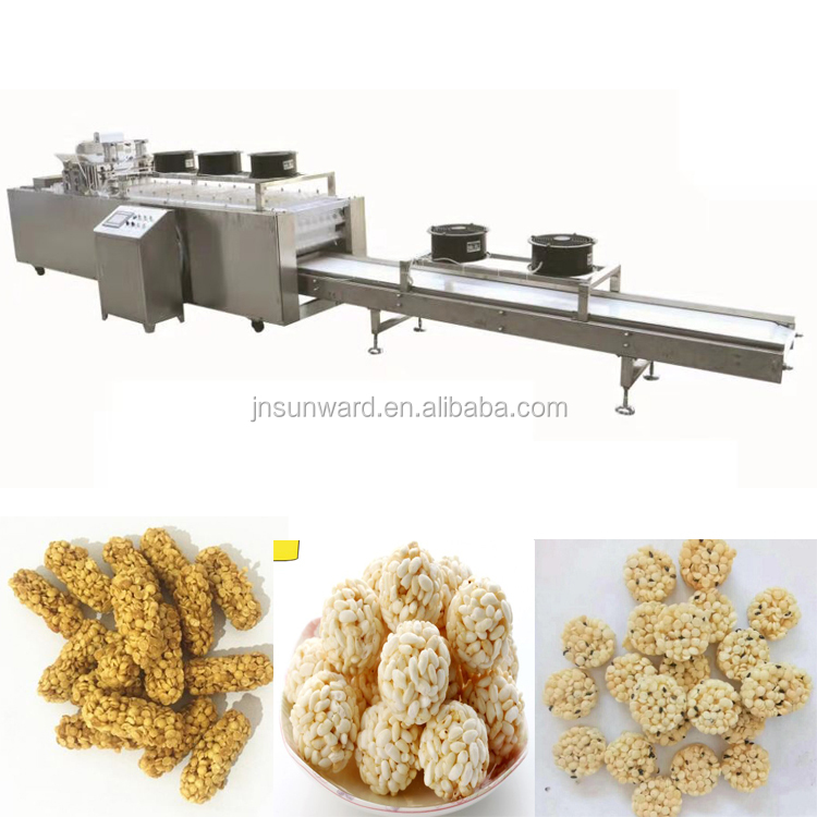 Good Quality Millet Bar Stick Snack Food Machine Millet Cake Snack Food Equipment