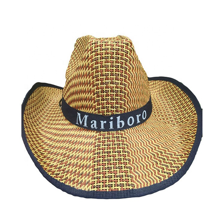 Cowboy Hat High Quality Unisex Hat <strong>H001</strong> Winter Customize dad straw Cap Hats Men Women