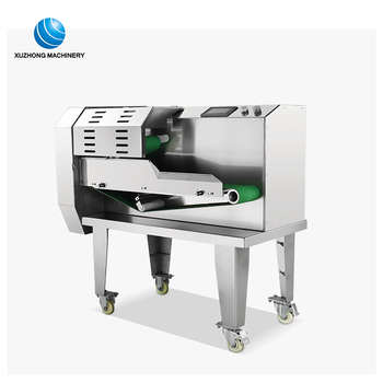 chinese factory direct sale stainless steel vegetable slicer cutting machine