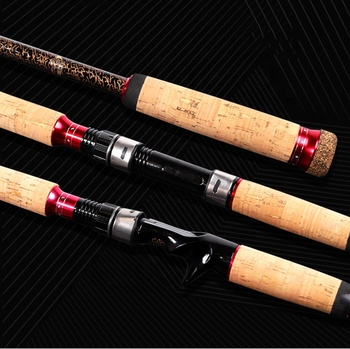 2.28m Wholesale High Quality M ML fishing tackle carbon telescopic fishing rod