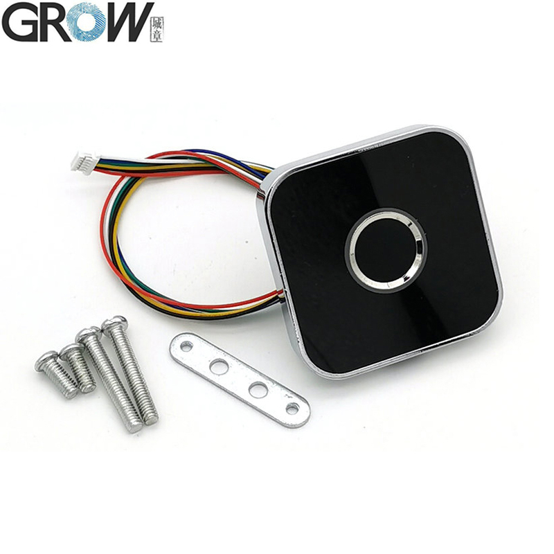 GROW K200-3.3+R502-AW DC5V or Battery Fingerprint Access Control System