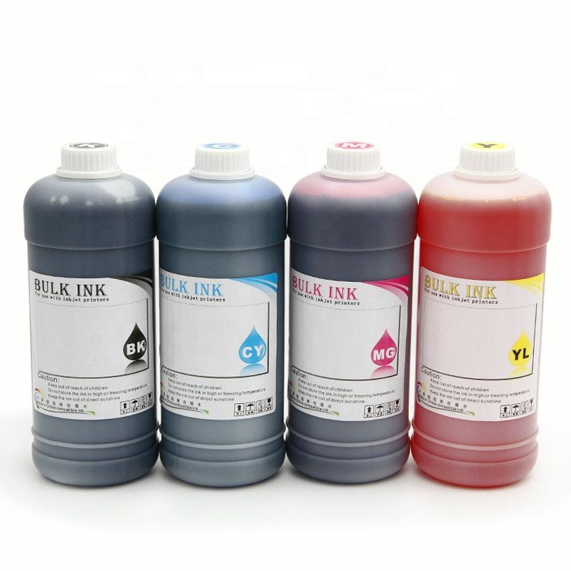 Ocbestjet 4 Colors Universal Dye Ink For Brother DCP T300 MFC-J200 DCP-<strong>J100</strong> DCP-J105 Printer